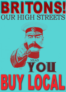 our high streets need you